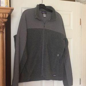 Men's Patagonia Synchilla Fleece Jacket— Size L